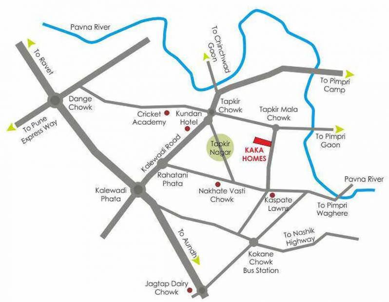Images for Location Plan of Vidya Kaka Homes