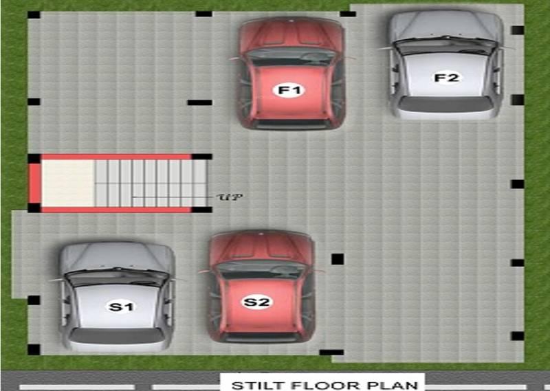 Images for Cluster Plan of Anandaguru Sukriti Enclave