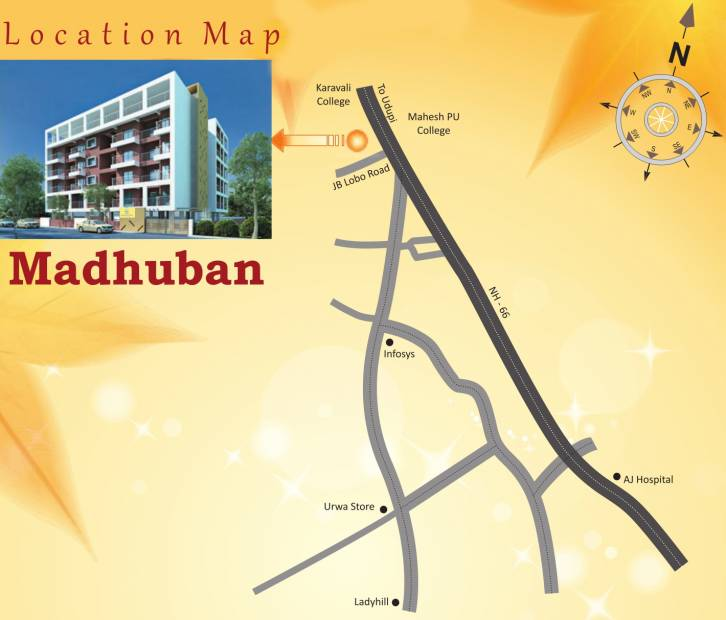 Images for Location Plan of Nirmaan Madhuban