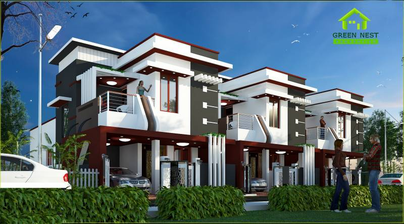 Images for Elevation of Green Nest Green Nest Villas