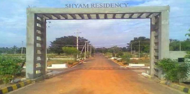 shyam-residency Elevation