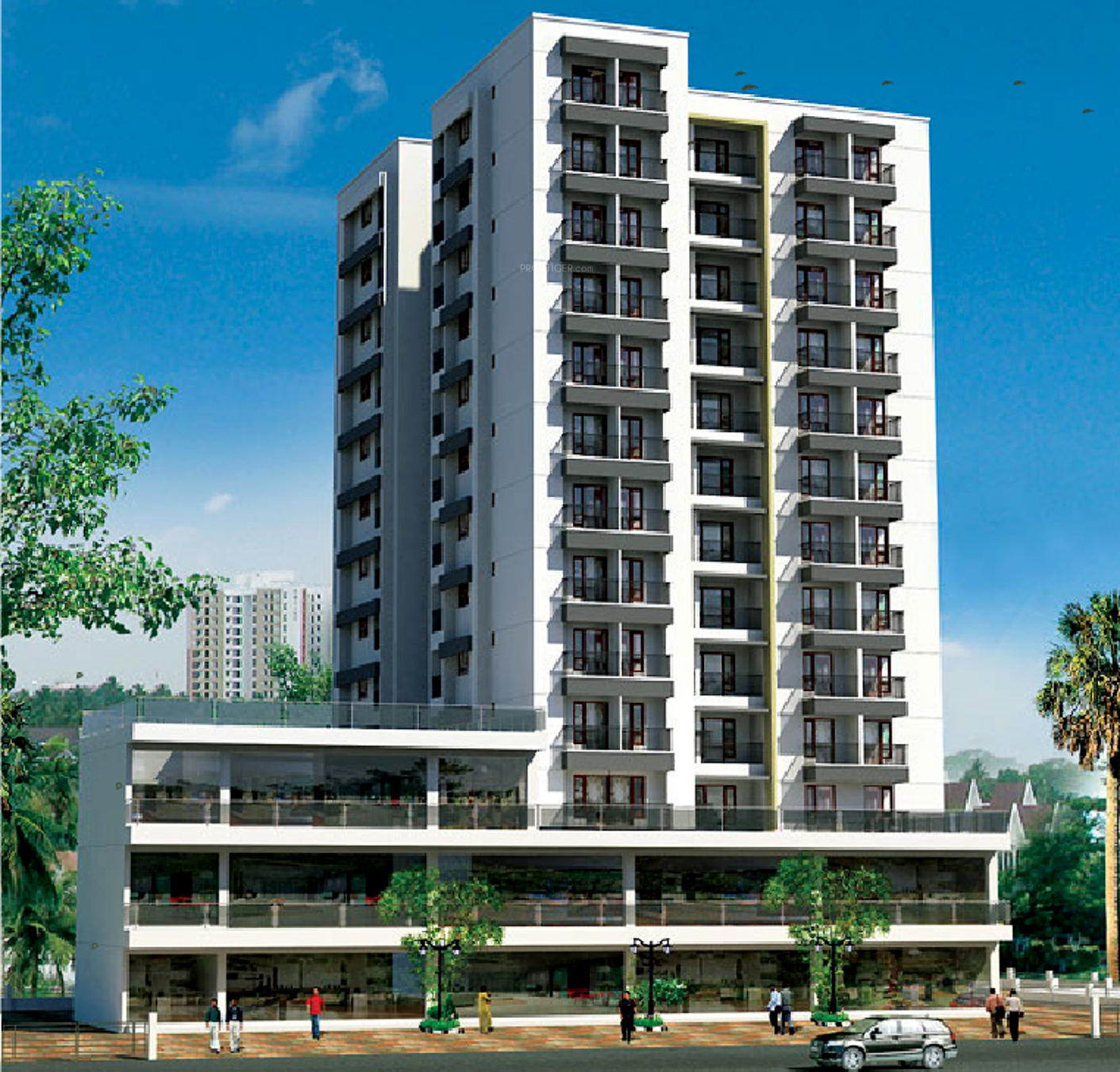 Royal Projects Dream in Thripunithura, Kochi - Price, Location Map
