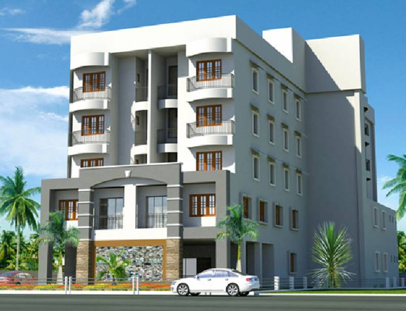 royal-projects-group sunflower Elevation