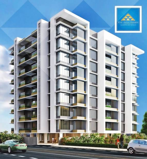 Images for Elevation of Nirmaan Evanna Homes
