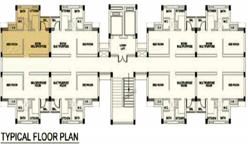 Images for Cluster Plan of Visava Visava City