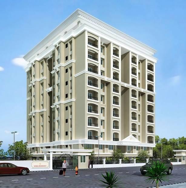 Images for Elevation of Nirmaan Gokul Residency