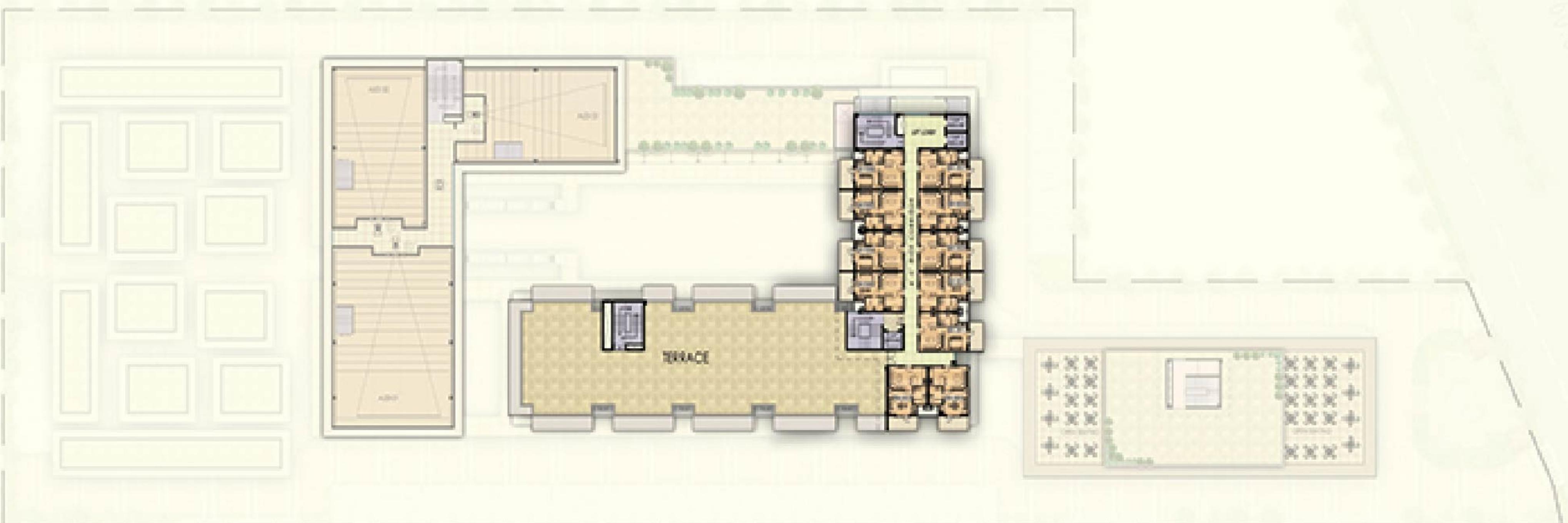 Orchard Central Floor Plan Particular living room