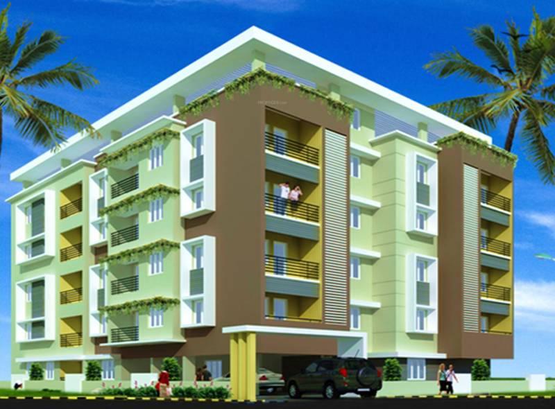 Images for Elevation of Nirmaan Homes Bhargavi Gloria Residency