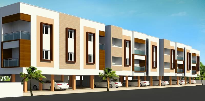 Images for Elevation of EXL Brindavan
