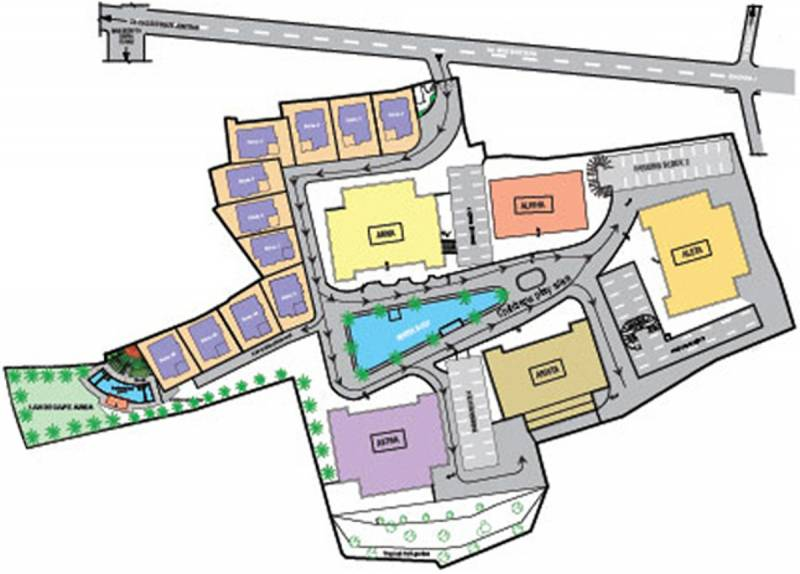 Images for Site Plan of Olive Alisha