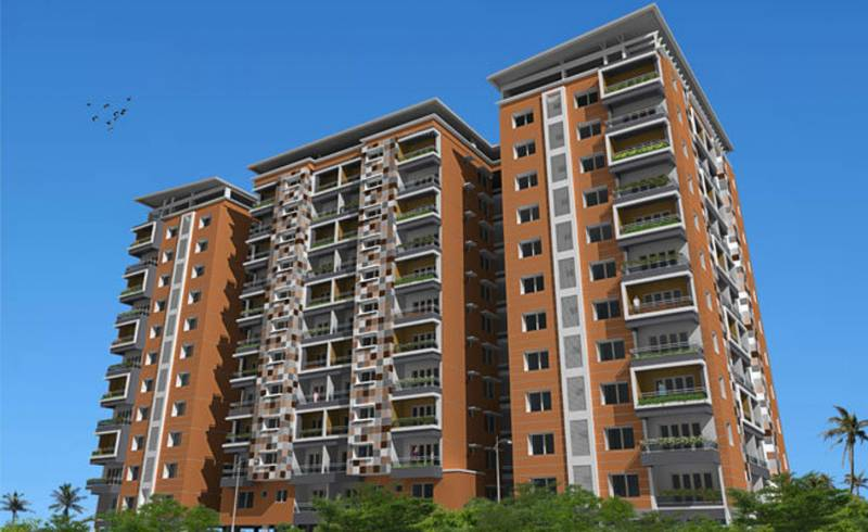 Images for Elevation of Citadel Woodville
