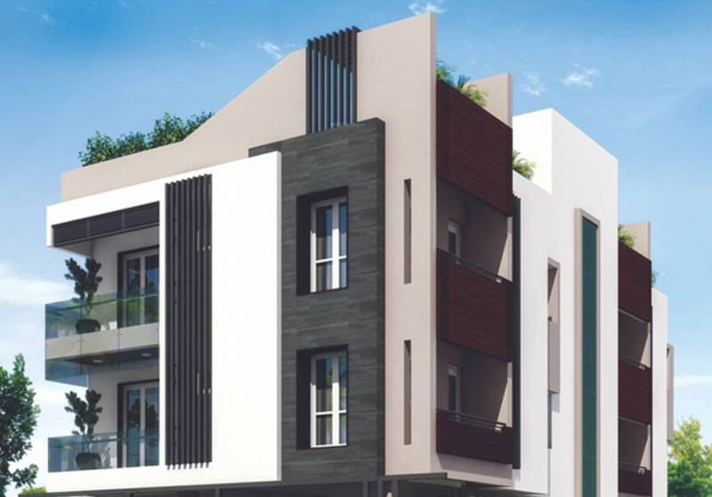 Images for Elevation of Poomalai Ruchika