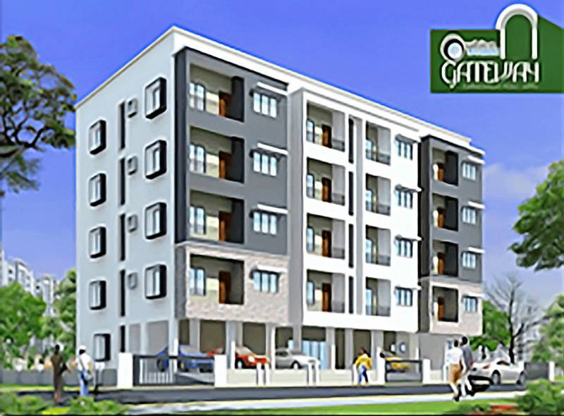 Images for Elevation of White Gateway