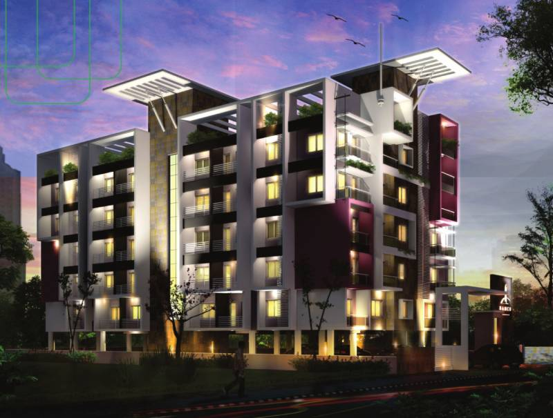 Images for Elevation of Hamco Builders And Developers Titania