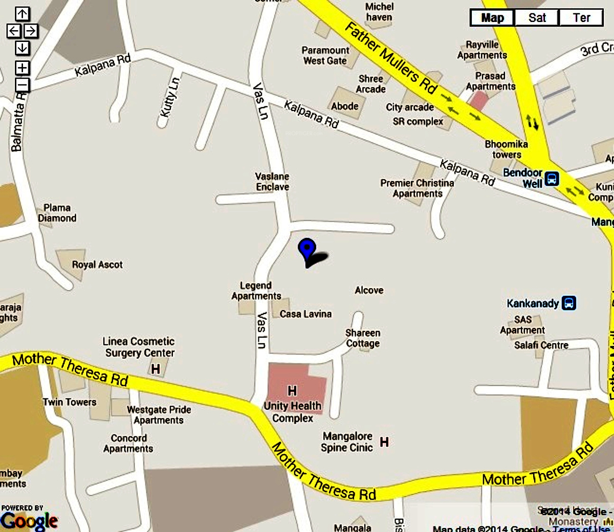 Apartments By Location: Citadel Jade Apartments In Kankanady, Mangalore