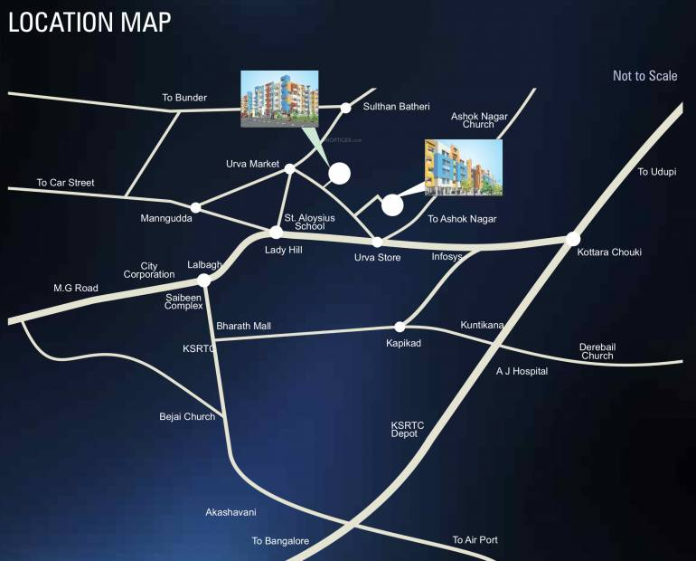 Images for Location Plan of Land Links Ashoka Excellency
