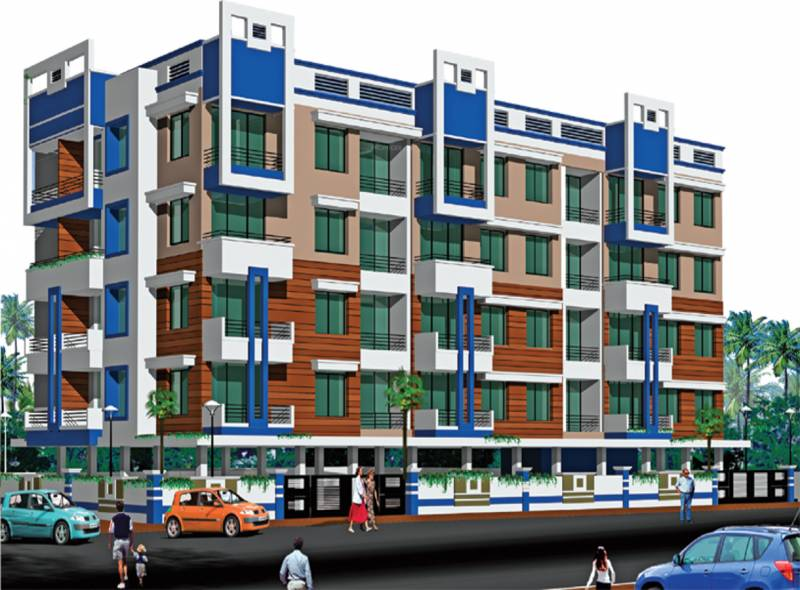 Images for Elevation of Bhavani Builders Mangalore Ruby Palace