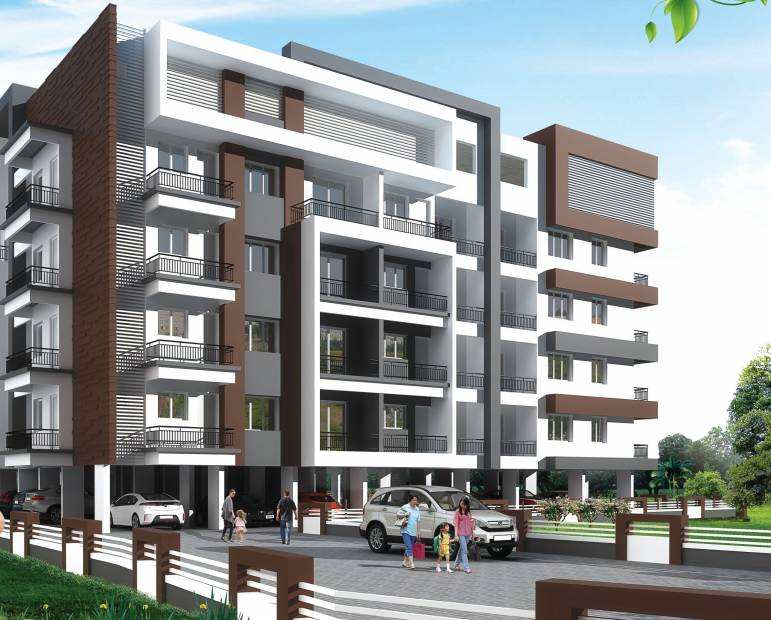 Images for Elevation of Bharathi Manjeeth Residency