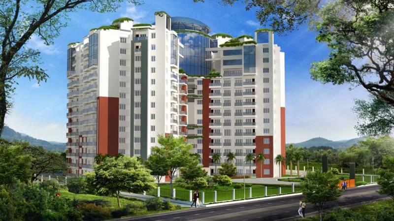 meadows Images for Elevation of BR Property Developers Private Limited Meadows