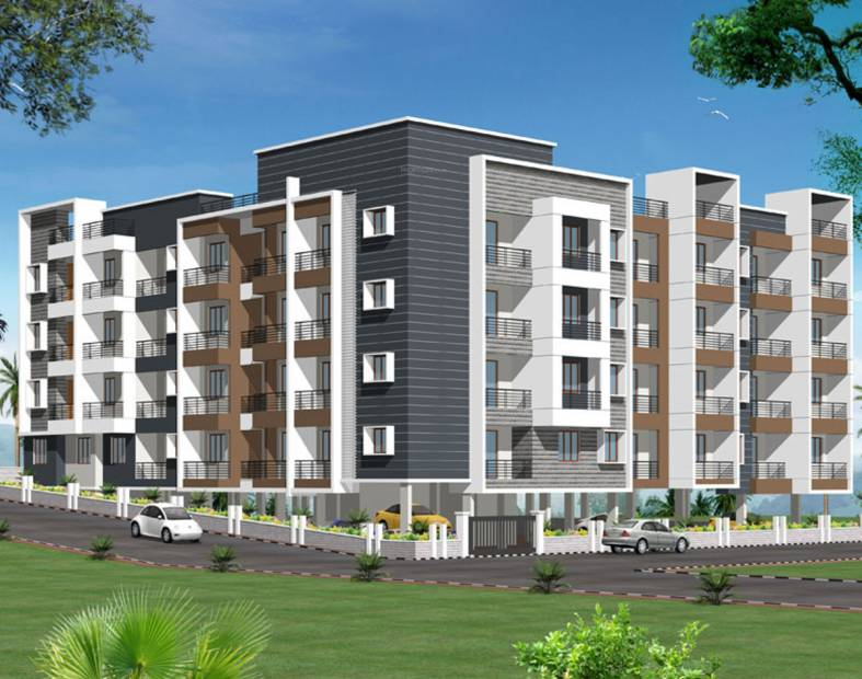 Images for Elevation of Agraja Garden