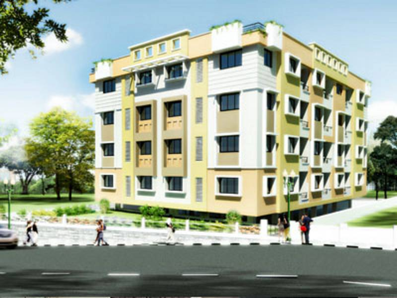 priyadarshini-builders-and-developers enclave Elevation
