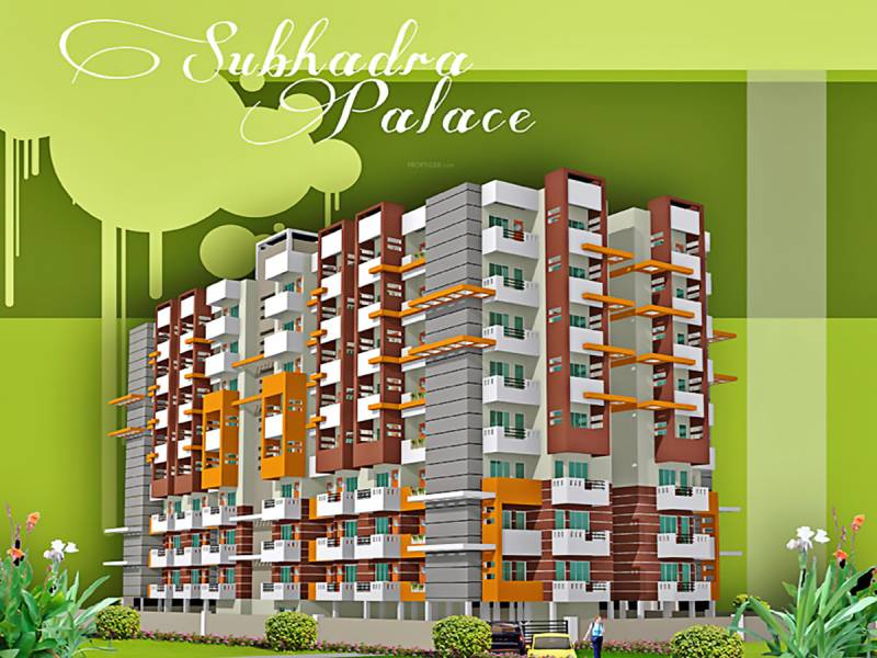 Images for Elevation of Ajiban Subhadra Palace