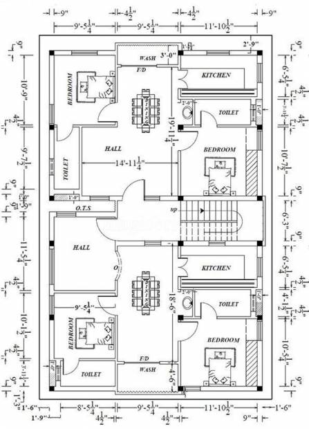 Images for Cluster Plan of Lakshmi White Homes