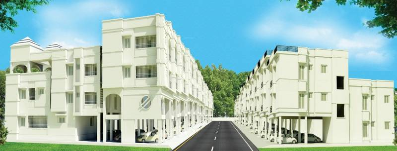 Images for Elevation of Lakshmi White Homes