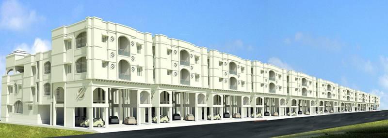 Images for Elevation of Lakshmi White Homes