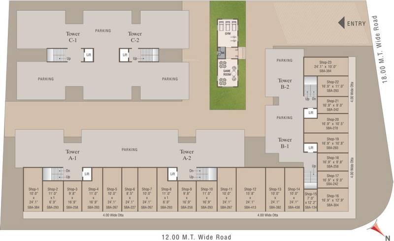 Images for Cluster Plan of SP Siddheshwar Krishna