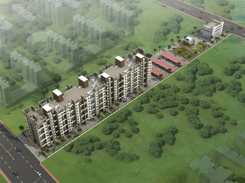 Images for Elevation of RR Riddhi Siddhi Towers