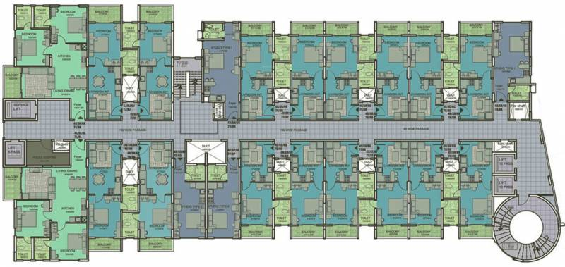 Images for Cluster Plan of Unidesign Vykundam