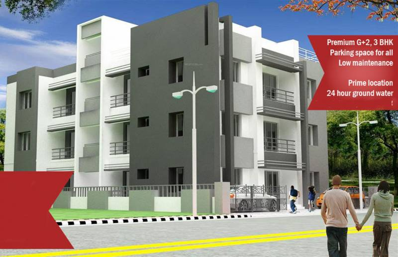 unidesign-builders-and-developers-pvt.-ltd. chandra Elevation