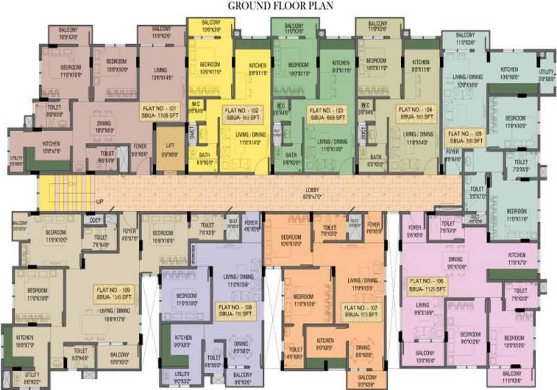 Images for Cluster Plan of Kalkura Braahhmee