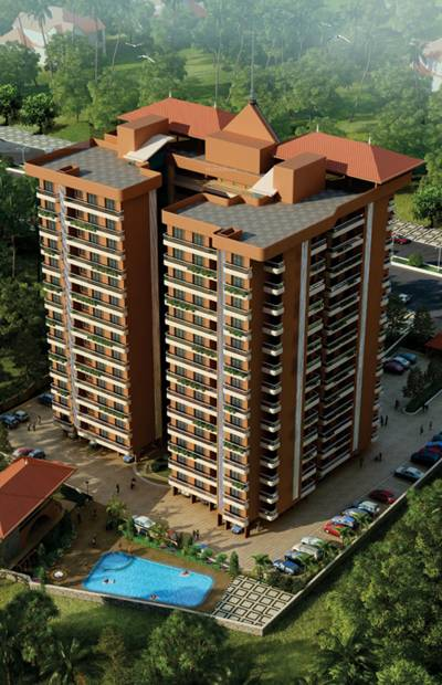 Images for Elevation of Maharaja The Courtyard