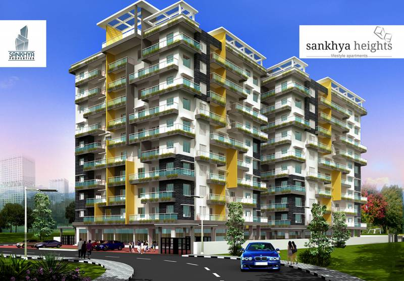 Images for Elevation of Sankhya Heights