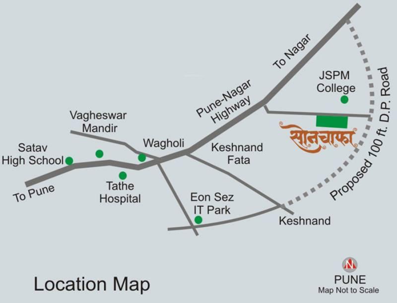 Images for Location Plan of Silveroak Sonchafa