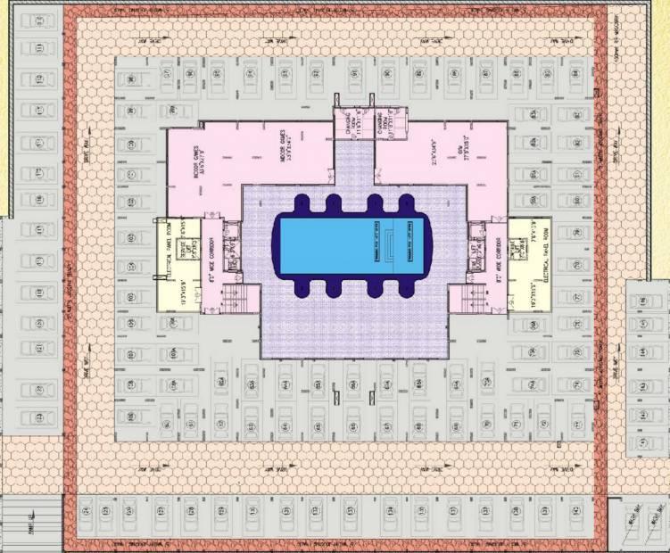 sovereign Images for Cluster Plan of Shambhavi Sovereign