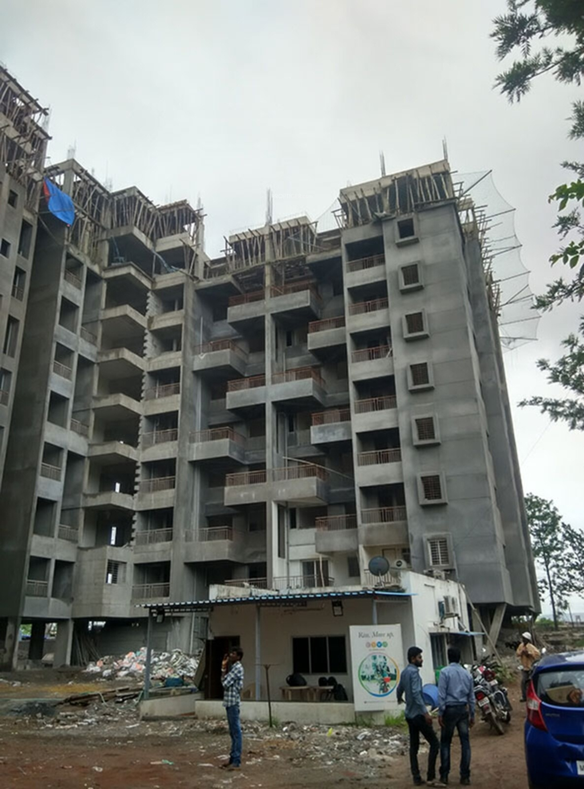 Icon Viva In Hinjewadi Pune Price Location Map Floor Plan House Wiring Sep 2016
