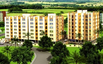 Images for Elevation of Prabhujee Enclave