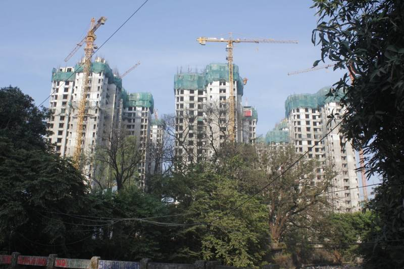 Images for Construction Status of Lodha Codename Crown Jewel