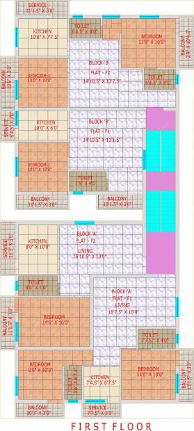 Images for Cluster Plan of CC Sri Krishna
