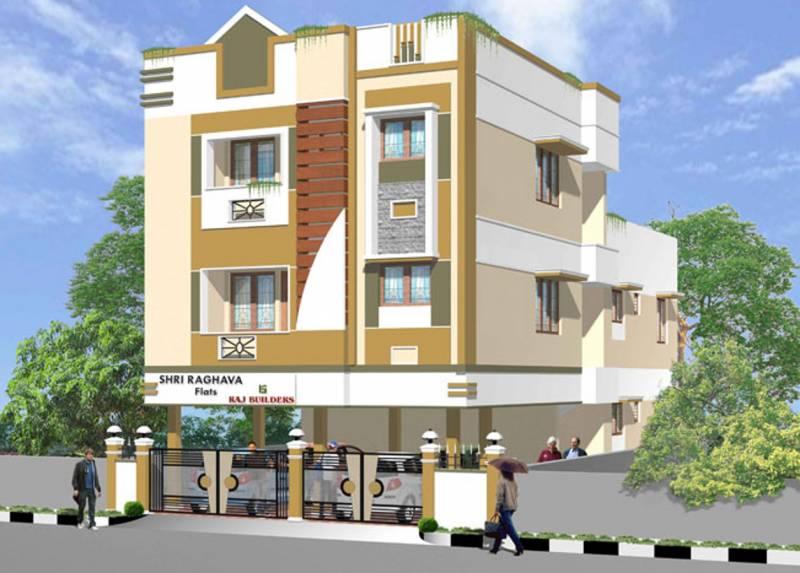 Images for Elevation of Raj Shri Raghava