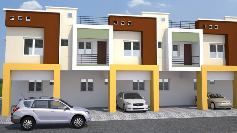 Images for Elevation of Annai Avantika Villas