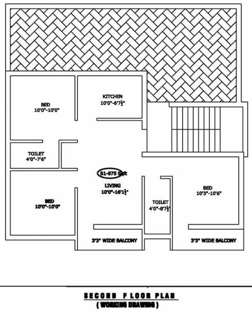Images for Cluster Plan of CC Nirlaya