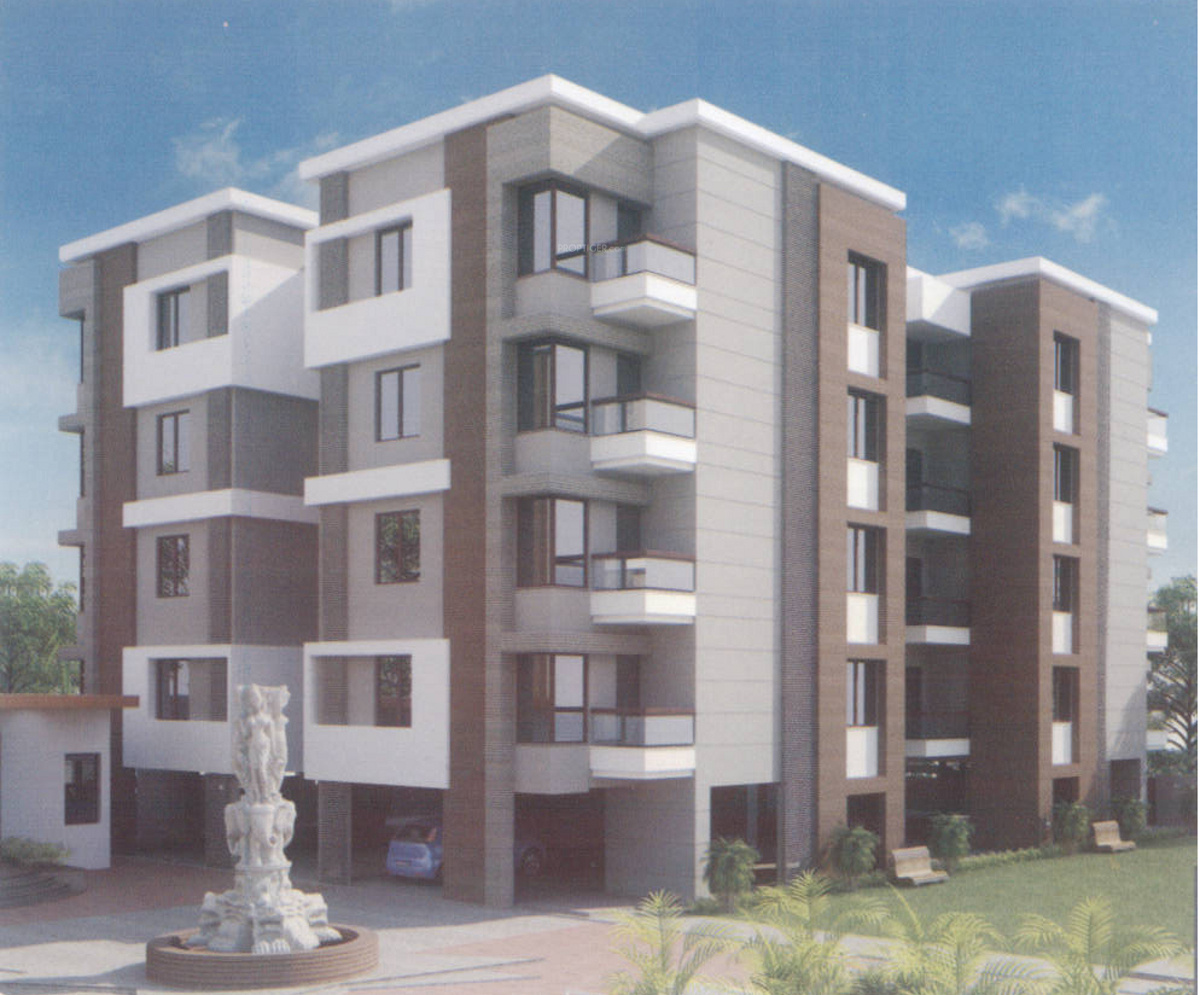 1700 Sq Ft 3 Bhk 3t Apartment For Sale In Ravi Corporation