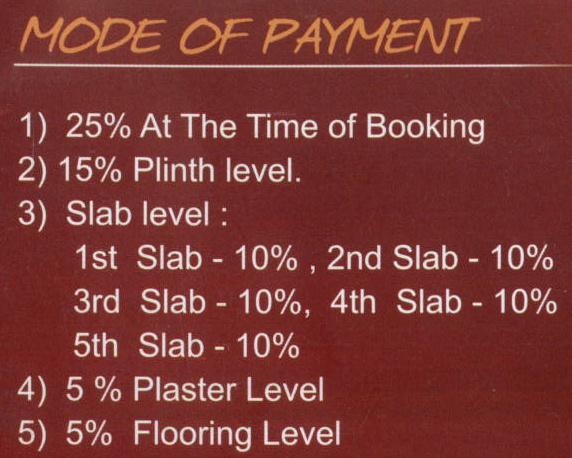 Images for Payment Plan of Ashish Omkara Residency