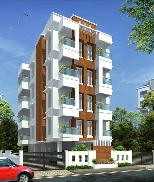 Images for Elevation of LCS City Anjanadri