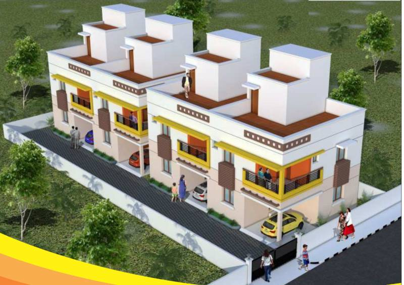 Images for Elevation of Udhayam Sai Villas