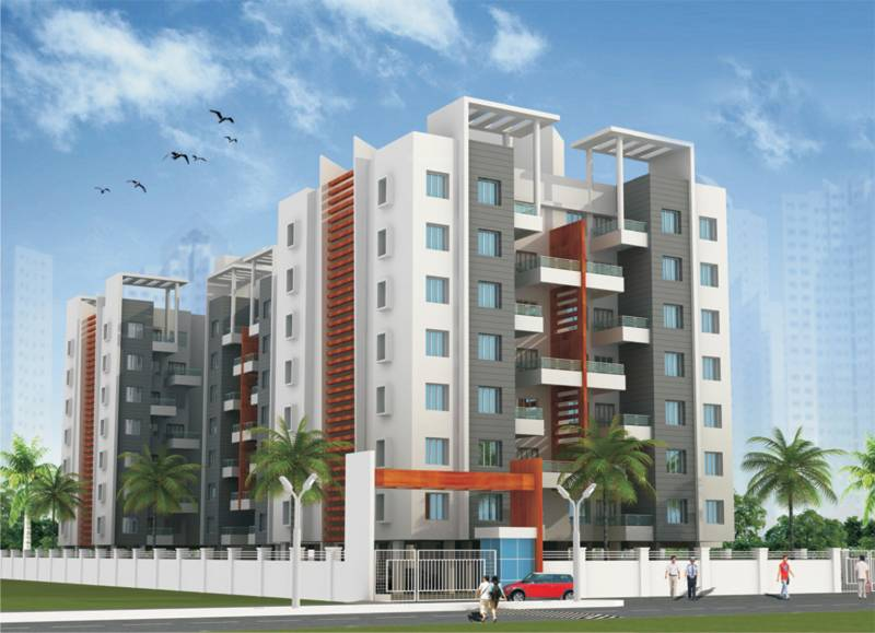 Images for Elevation of GK Jhulelal Towers